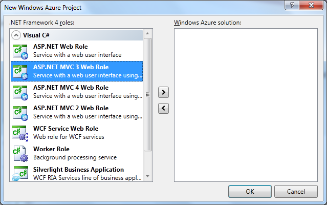 How to Use Windows Azure Blob Storage Service With ASP NET