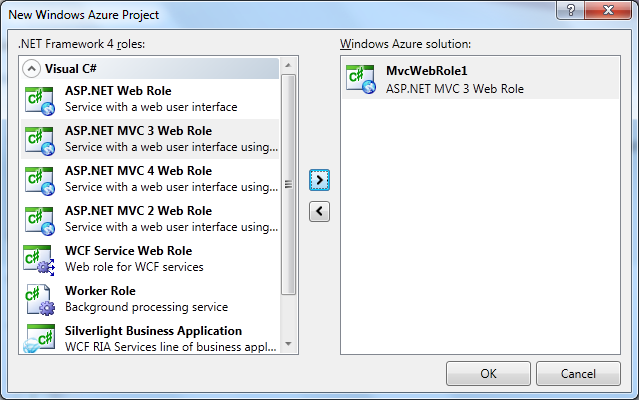 How to Use Windows Azure Blob Storage Service With ASP NET MVC Web