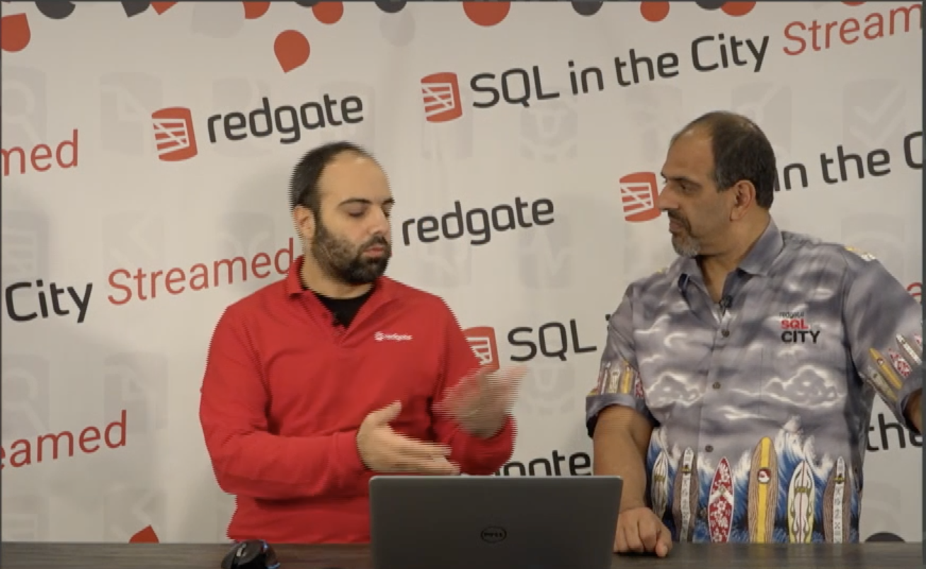 Tugberk Ugurlu @ SQL in the City, Cambridge - 2017